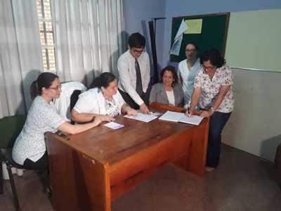 Se reanudan las cirugías en el hospital distrital de Minga Guazú, anuncian