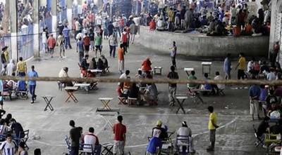 Semana Santa: 1.500 visitantes esta mañana en Penal de Tacumbú