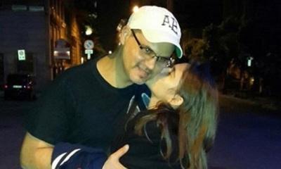 Así la hija de Palo Rubin lo recordó en el día de su cumpleaños