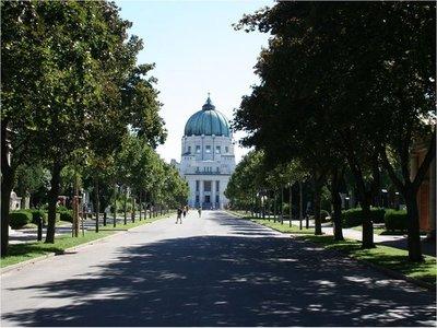 ¿Correr en el Cementerio? Insólito debate en Viena