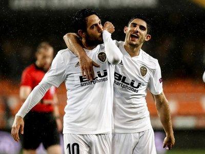 El Valencia vuelve a superar al Villarreal y pasa a semifinales
