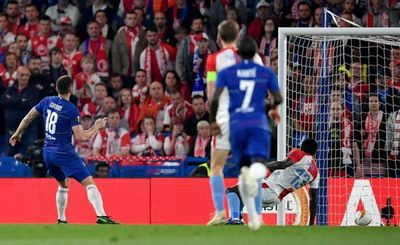 Chelsea, Eintrach Frankfurt, Arsenal y Valencia, a semis de Europa League