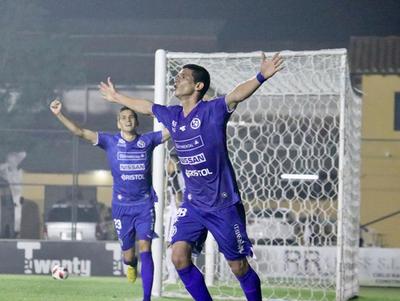 César Villagra y su triplete para ser el Player de la fecha 14