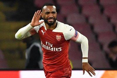 El Arsenal conquista San Paolo