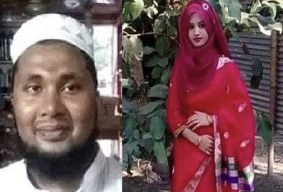 Escolar bangladesí murió quemada por orden del director