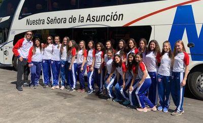 Paraguay entra en acción en el Sudamericano de patinaje
