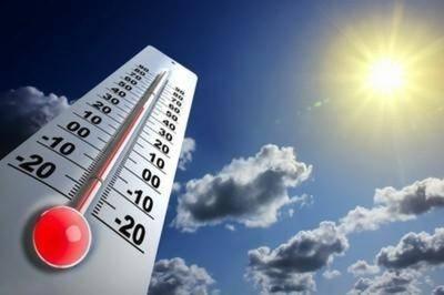Feriado caluroso y fin de semana con probables lluvias
