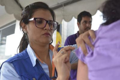 Ministerio recuerda que vacunas son la mejor medida para protección de la población