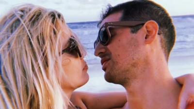 Carmiña Masi Y Su Novio Se Mostraron Así De Románticos En Brasil