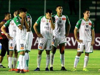Dos equipos bolivianos, siete penales, ningún gol en la Sudamericana