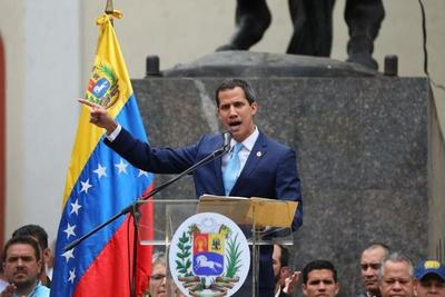 Líder opositor venezolano Guaidó convoca a masiva marcha el 1 de mayo