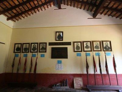 Cultura cierra Museo Campamento Cerro León por refacciones