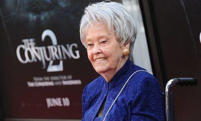 """Murió Lorraine Warren, la mujer que inspiró la película """"El Conjuro"""""""