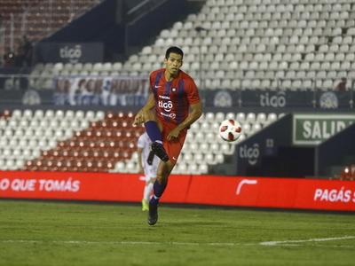 Julio Dos Santos podría volver a aparecer en un superclásico