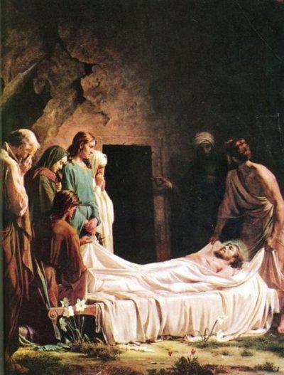 El dolor de la Madre de Jesús
