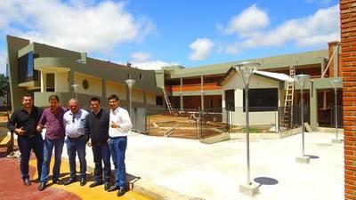 Preparan habilitación de sede del SNPP en distrito de Santa Rita