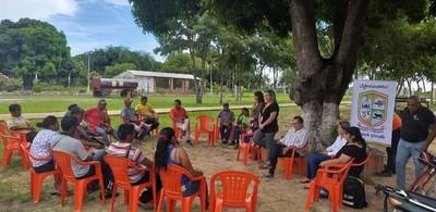 Presenta Plan para Pueblos Indígenas en el marco del Corredor Bioceánico