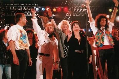 27 años del gran homenaje a Freddie Mercury en Wembley