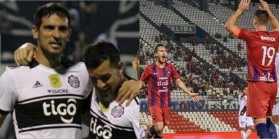 Cerro Porteño y Olimpia se miden este sábado