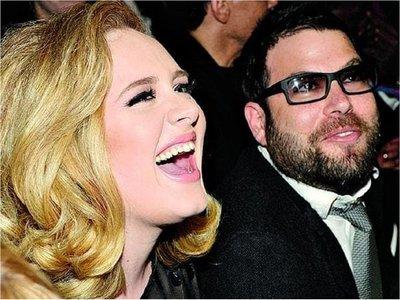 Adele se separa de su marido Simon Konecki