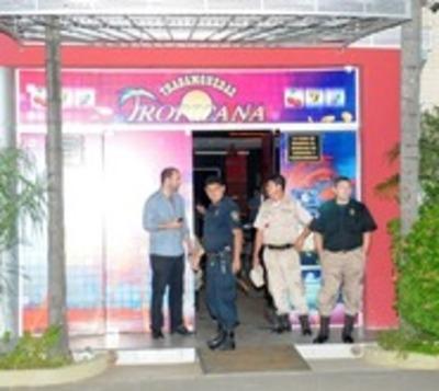 Maleantes roban G. 16 millones de un casino de Luque