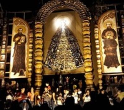 Tañarandy cautiva a miles de fieles en Viernes Santo