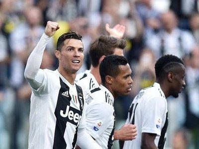 Juventus gana el primer Scudetto de la 'era Cristiano Ronaldo'
