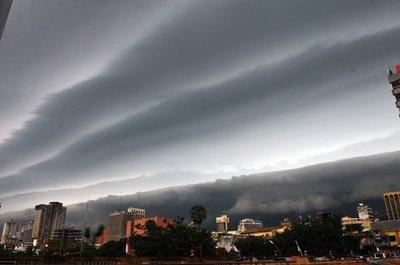 Lluvias y tormentas para esta tarde – Prensa 5