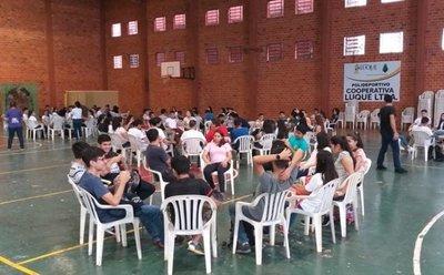 En Luque, evento pascual reúne a 2.000 jóvenes