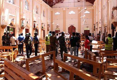 Los atentados en Sri Lanka el día de Pascua repugnan al mundo