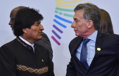 Una agenda sobre gas, salud y Venezuela reúne a presidentes de Argentina y Bolivia
