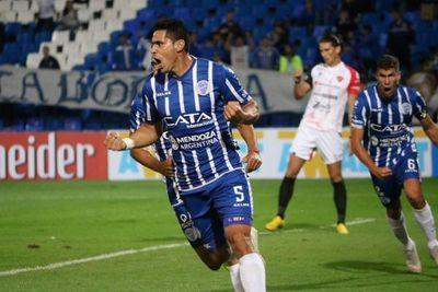 Diego Viera y Gabriel Ávalos anotaron en Argentina