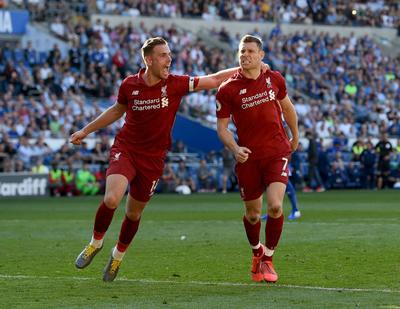 Liverpool vuelve a adueñarse de la punta