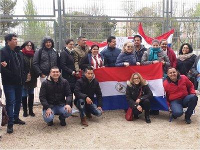 Paraguayos en el extranjero participarán de manifestación para el desbloqueo de listas sábana