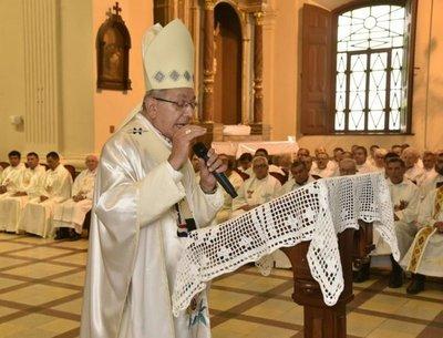 """Valenzuela defiende el """"protagonismo"""" de la mujer en la Iglesia"""