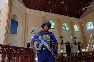 EE.UU. afirma que ayudará a Sri Lanka a llevar a terroristas ante Justicia