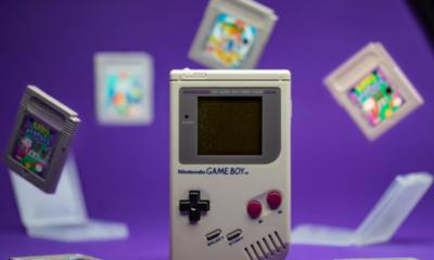 La consola Game Boy de Nintendo cumple 30 años