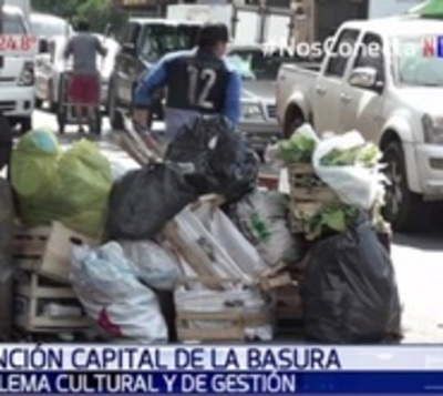 La basura en Asunción, ¿es un problema cultural o de gestión?
