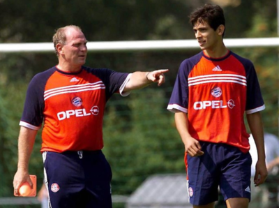 El expresidente del Bayern Munich revive memorias de Santa Cruz