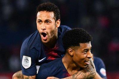 PSG logra su octava liga en regreso de Neymar