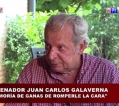 """'Calé Galaverna: """"Payo agredió a su defensor"""""""