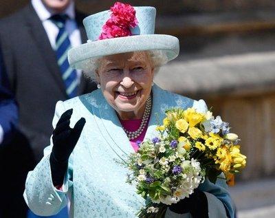 La reina Isabel II cumplió 93 años