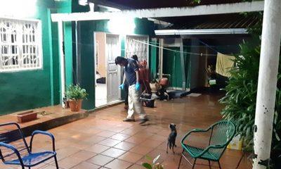Delincuentes hieren a político franqueño durante asalto