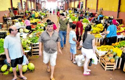 Crisis de CDE disminuye  30% de ventas en la feria