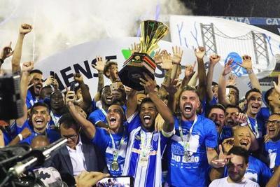 Feliciano Brizuela es campeón en Brasil