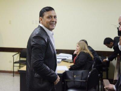 Juicio oral a Víctor Bogado  por su niñera de oro sigue mañana