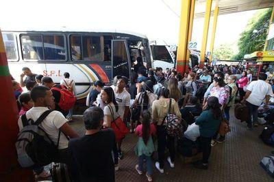 Semana Santa: 27 buses sancionados por cobro excesivo de pasaje