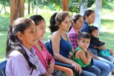 Más mujeres se capacitan para beneficiarse de proyecto en Caaguazú