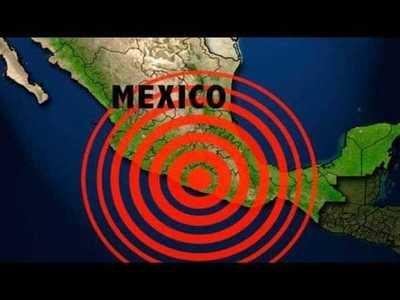 Un sismo de magnitud 5,7 sacude el sur de México