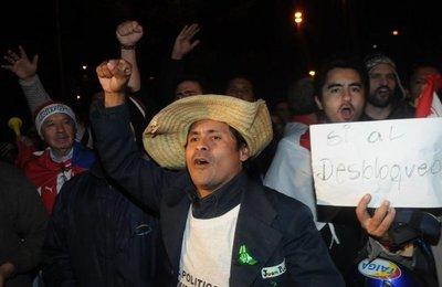 Cartistas piden sesión extra de Diputados para eliminar las listas sábana